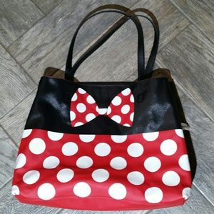 Disney Bags - Large Reversible Mickey/Minnie Tote